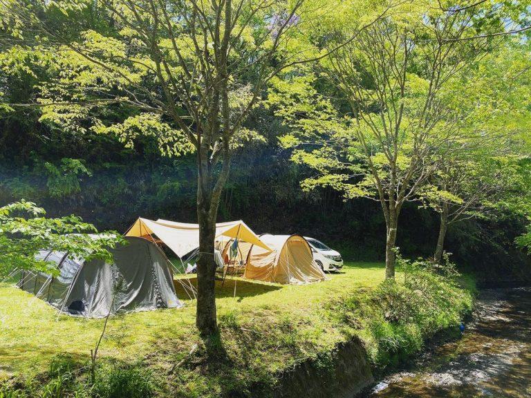 歌瀬キャンプ場 768x576